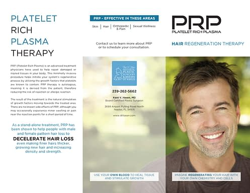 Brochure Hair Loss Men